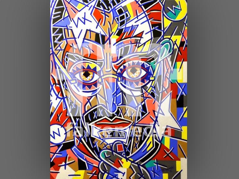 Unikat auf eBay: Mac Life versteigert exklusives Steve-Jobs-Gemälde von Rolf Lukaschewski