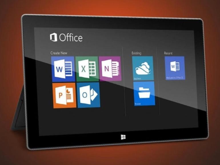 Microsoft: Office für iOS kommt im März 2013
