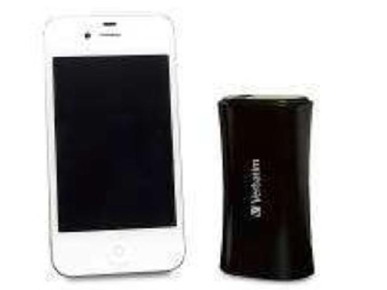 """""""Notstrom"""" für iPhone & Co.: Verbatim zeigt Portable Power Packs"""