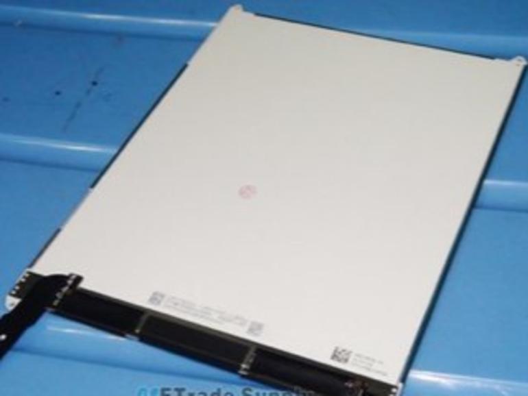 iPad mini: Weitere Fotos des Displays und des Akkus im Umlauf