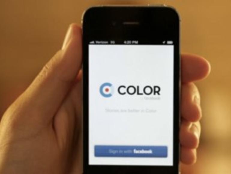 Apple kauft Color-Entwicklungsteam, nicht die Firma