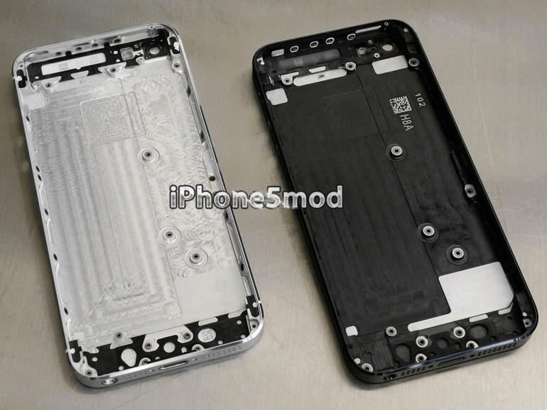 Webshop bietet iPhone-5-Rückseite und Mini-Tastatur an