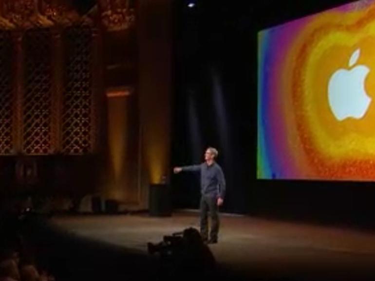 Apple Special-Event: Videoaufzeichnung verfügbar
