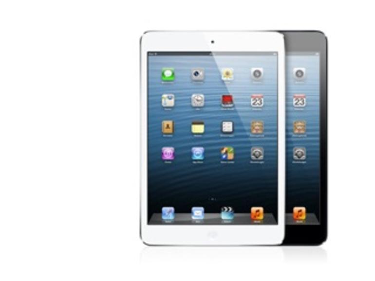 iPad mini und iPad 4 ab heute erhältlich