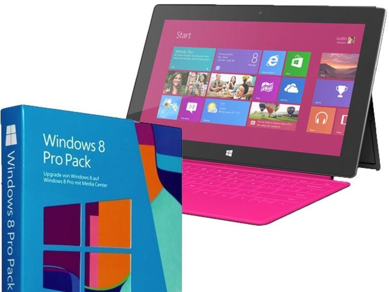 Microsoft nennt Preis für Surface Pro