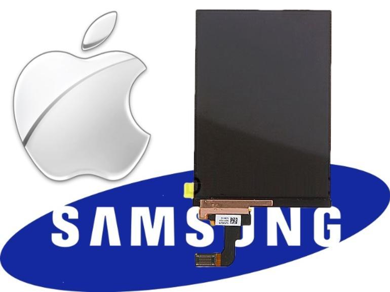 Bericht: Samsung will zukünftig die Lieferung von LCD-Panels an Apple einstellen