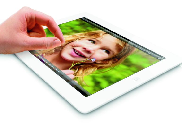 Apple stellt das iPad der vierten Generation vor