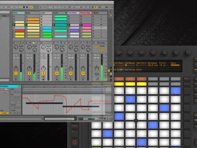 Ableton Live 9 mit neuem Push-Controller angekündigt