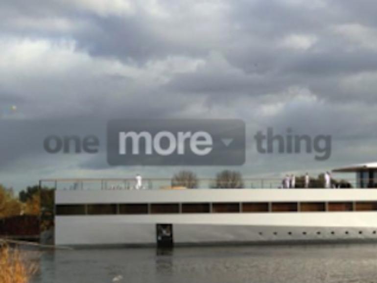Steve Jobs' Yacht ist fertiggestellt