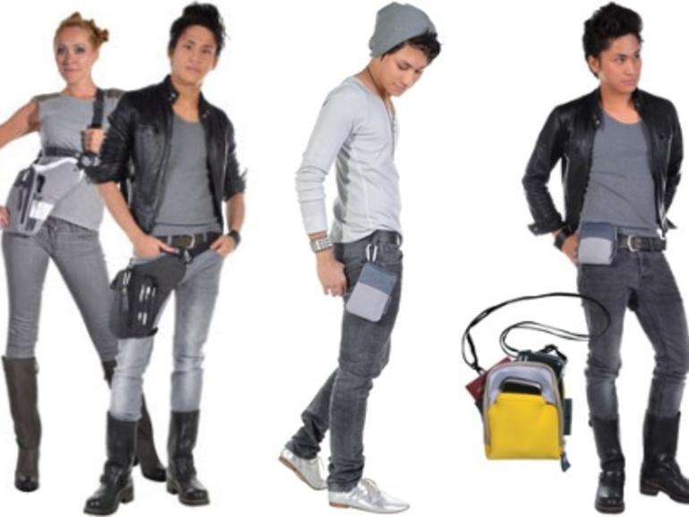 URBAN TOOL präsentiert neue Taschen für digitale Nomaden