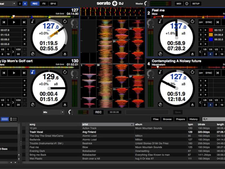 Serato DJ - DJ Mix Software