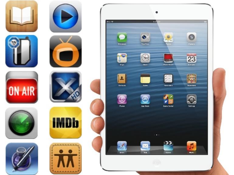10 Apps, die auf keinem iPad mini fehlen dürfen