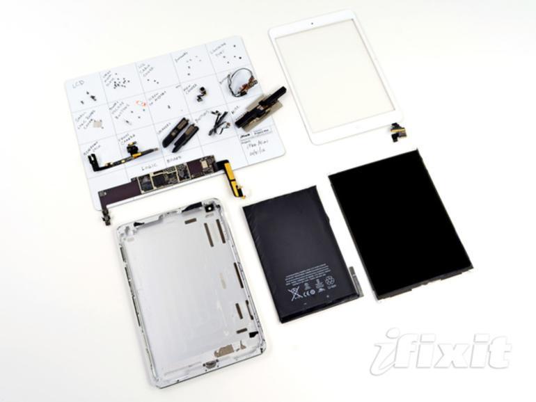 iPad mini: iFixIt zerlegt das kompakte Apple-Tablet