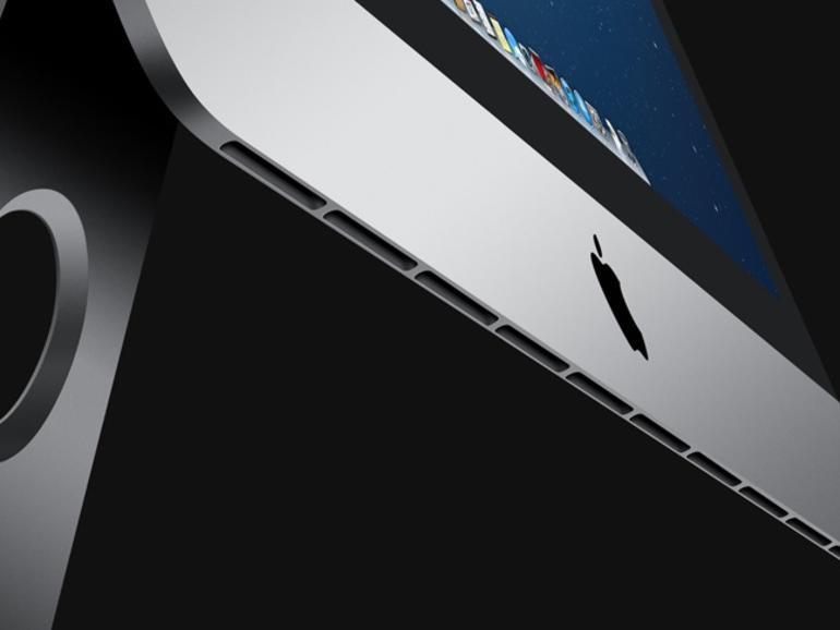 Neue ultradünne iMacs ab 30. November erhältlich