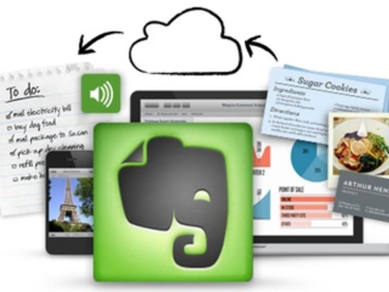 Evernote 5 für den Mac angekündigt