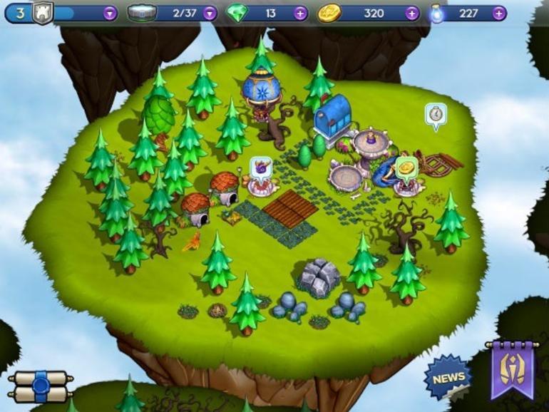 Hit-Spiel Skylanders für iOS angekündigt
