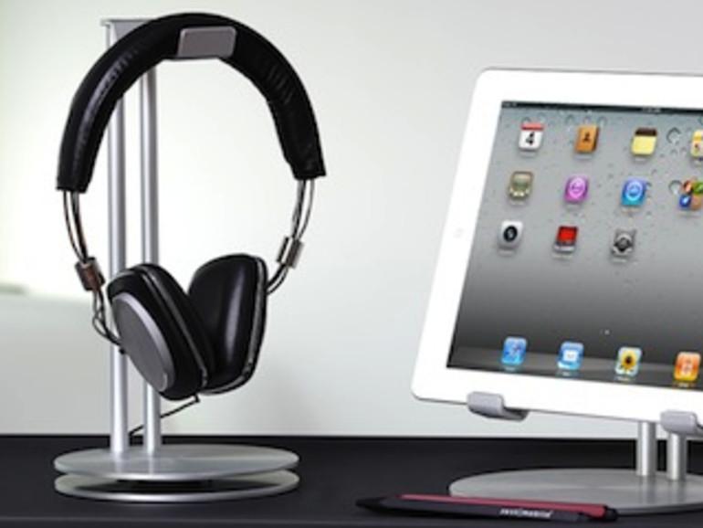 Just Mobile HeadStand: Luxuriöse Kopfhörer-Ablage vorgestellt
