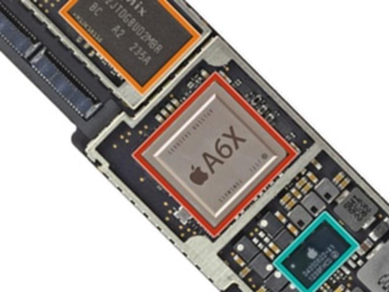 PowerVR SGX 554MP4: iPad 4 enthält neuen Grafikkern