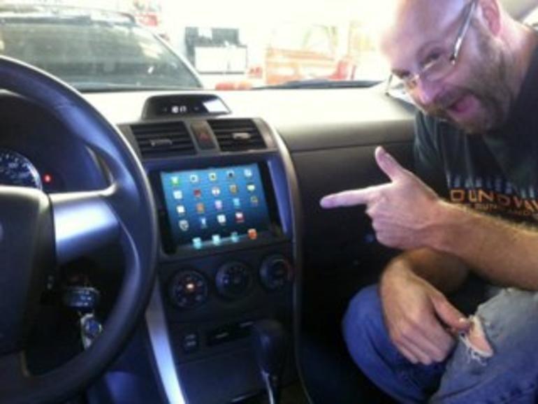 DIY: Das iPad mini als Bordcomputer