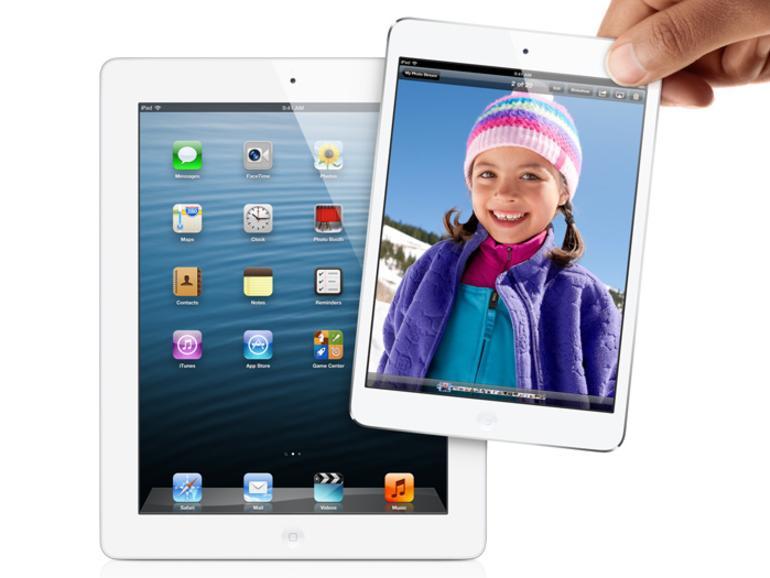 Drei Millionen iPads in drei Tagen: Apple verkündet erste iPad-mini- und iPad-4-Verkaufszahlen