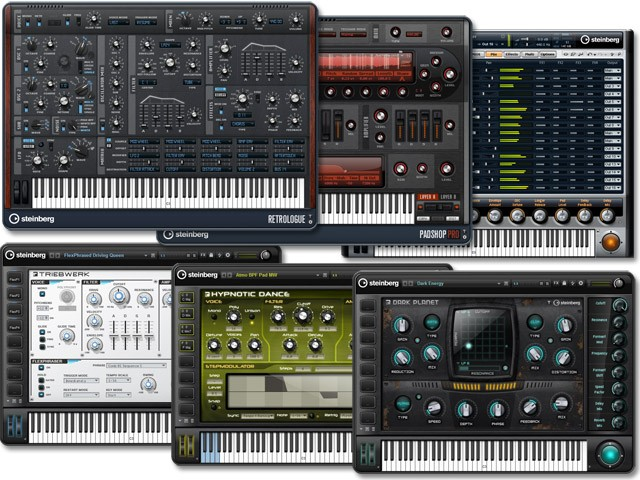 Steinberg Absolute - VST Instrument Collection