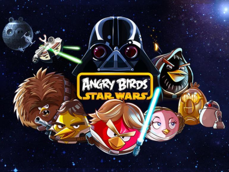 Möge die Schleuder mit dir sein: Angry Birds: Star Wars ist da