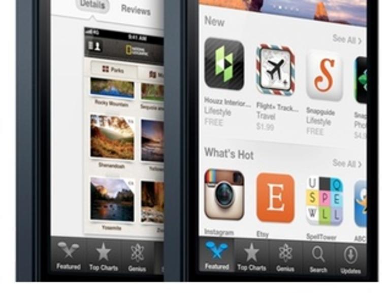 Apple-Store-Mitarbeiter werden mit Apps belohnt