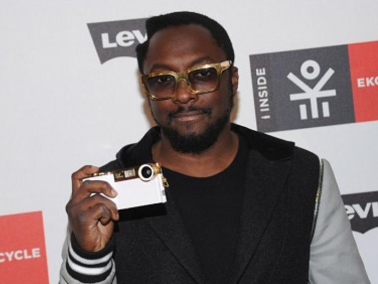 Black-Eyed-Peas-Mitglied will.i.am bringt 14-Megapixel-Kamera für das iPhone