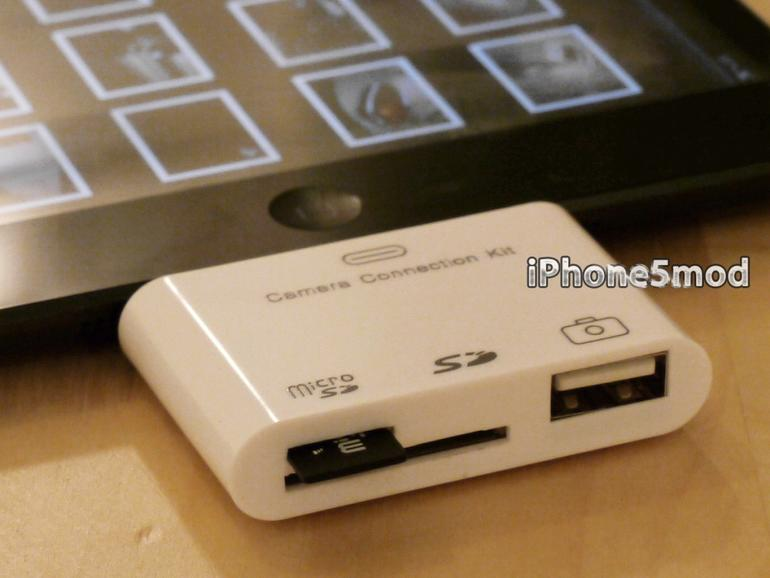 iphone camera connection kit inoffizielles 3 in 1 connection kit f 252 r den 15202