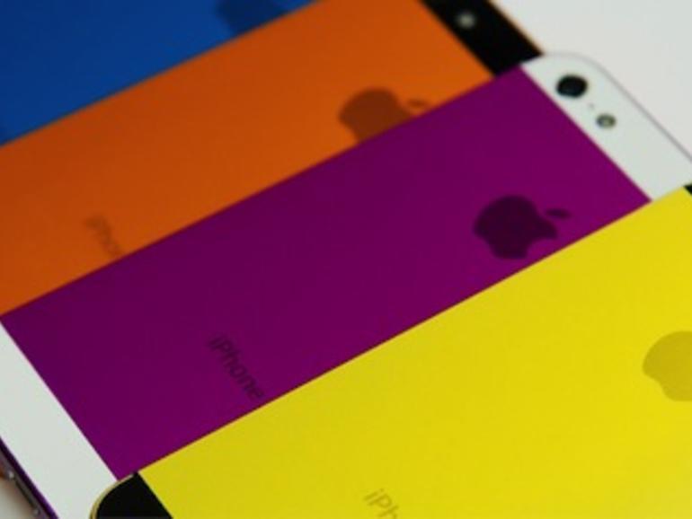 Analyst: iPhone 5S kommt in mehreren Farben und Displaygrößen