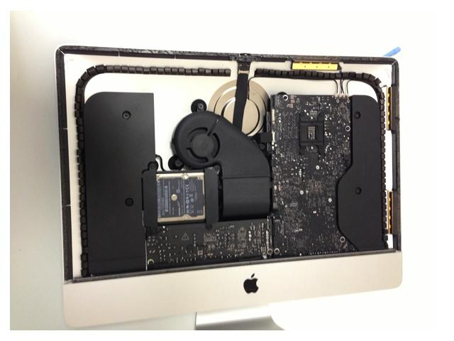 iMac 2012: Video-Unboxing & erste Fotos des neuen All-in-One-PCs