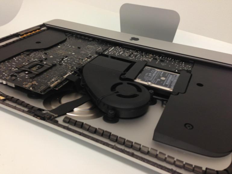 iMac 2012: Video-Unboxing & erste Fotos des neuen All-in-One-PCs