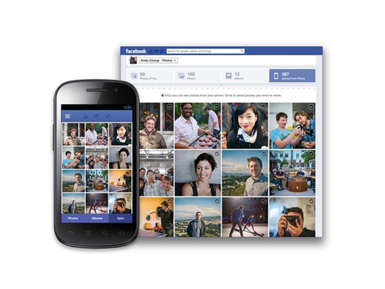 Facebook-Foto-Sync für alle iOS-Anwender freigeschaltet
