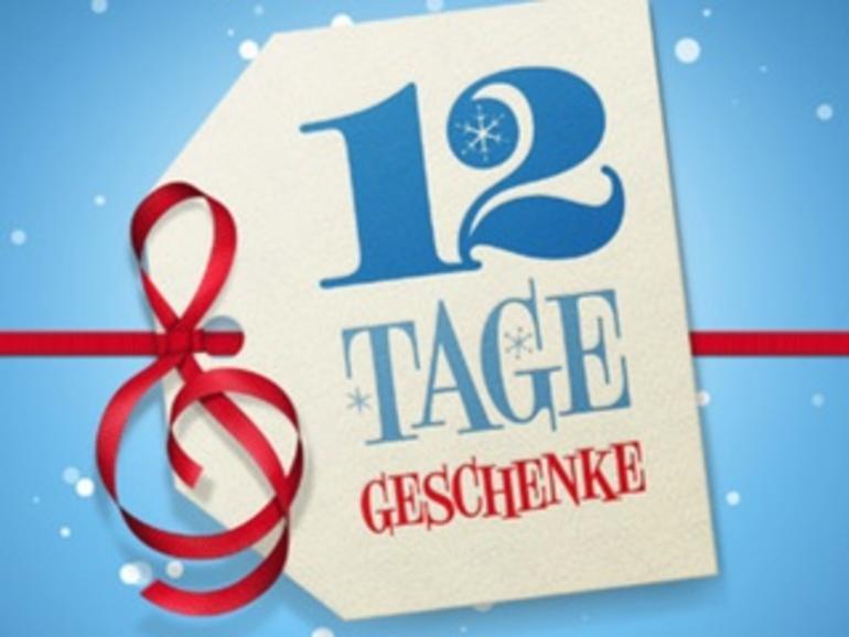 """Auch 2012: """"12 Tage Geschenke"""" im iTunes- und App-Store"""