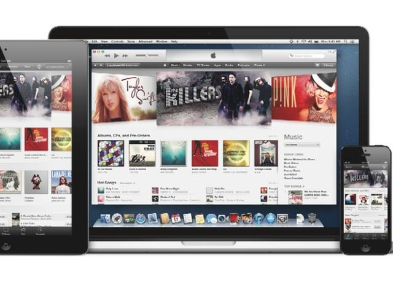 iTunes: Apple meldet 25 Milliarden verkaufte Songs