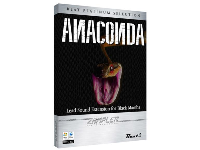 Anaconda - Black Mamba wird noch giftiger
