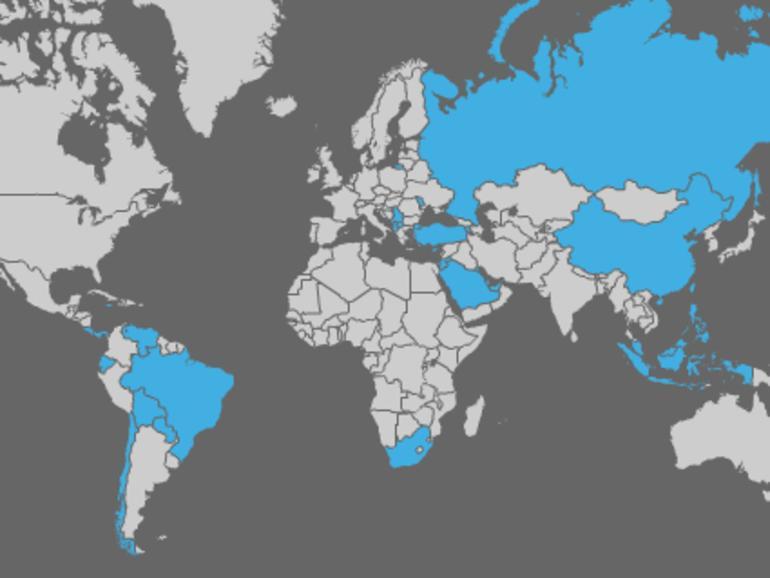 iPhone-5-Verkaufsstart in China, Russland & 31 weiteren Ländern