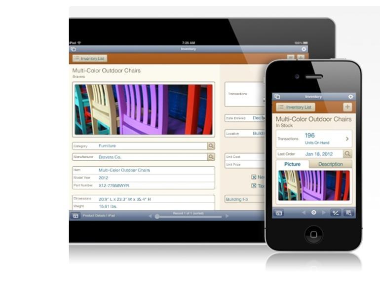 FileMaker Go: Mehr als 500.000 Downloads der iPhone- & iPad-App bekanntgegeben