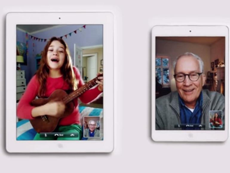 Apple zeigt neuen Werbespot für die Feiertage