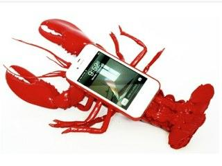 "Netzfundstück: Das ""Lobster Mobile Telephone Case"""
