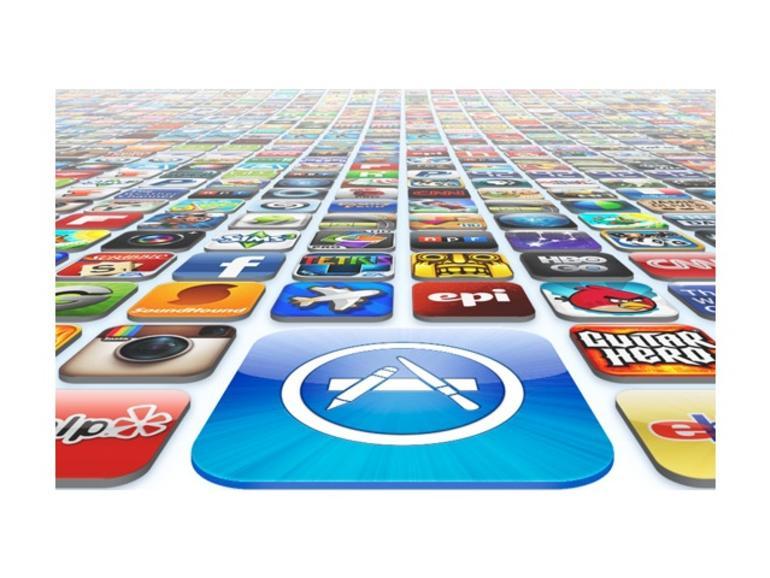 Apples App Store schlägt Konkurrenz