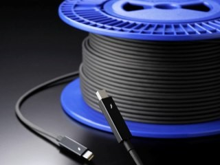 CES 2013: Corning enthüllt extralanges Thunderbolt-Kabel