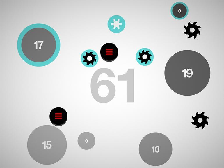 """""""Hundreds"""": Canabalt-Entwickler veröffentlichen neues Spiel für iPhone und iPad"""