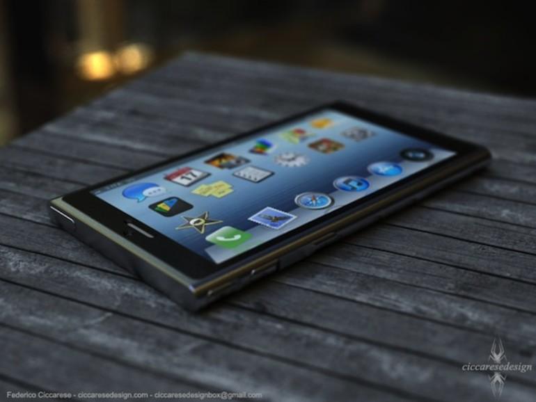 Konzeptstudie: iPhone 6 mit iPod-nano-Design und iOS X