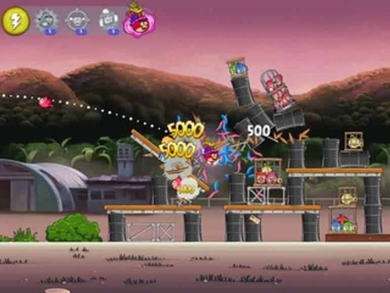 """Kostenlos: Angry Birds Rio ist die """"App der Woche"""""""