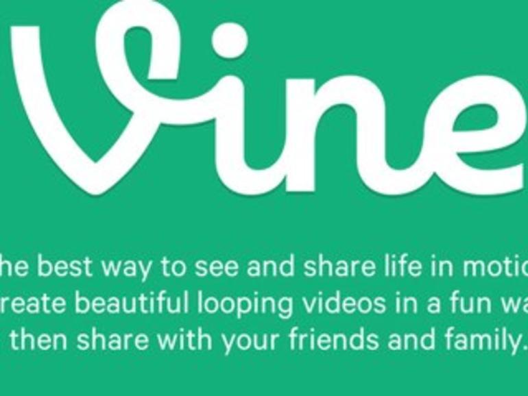 """Twitter veröffentlicht neuen Videodienst """"Vine"""""""