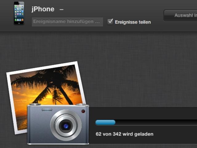 iPhone am Mac: Start von iPhoto verhindern