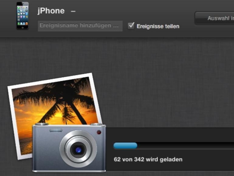 iPhone am Mac: Start von iPhoto verhindern