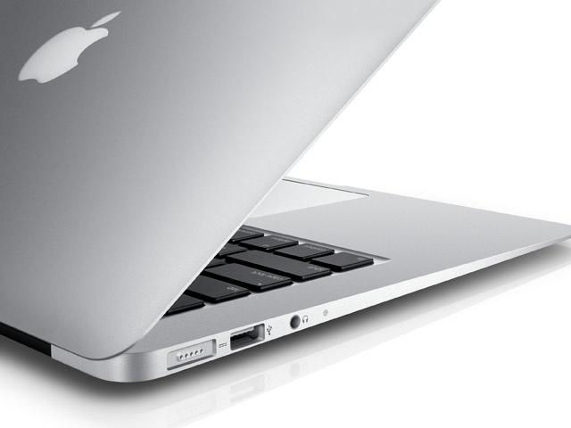 Test: Das neue MacBook Air Mitte 2013