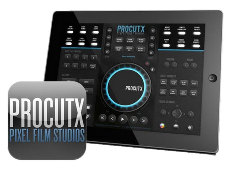 ProCutX: iPad-App steuert Final Cut Pro X unter OS X